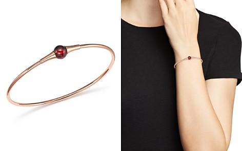 Pomellato M'Ama Non M'Ama Bracelet with Garnet in 18K Rose Gold - Bloomingdale's_2