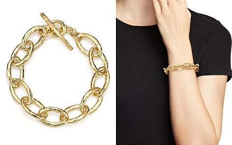 IPPOLITA 18K Gold Glamazon Mini Bastille Link Bracelet - Bloomingdale's_2