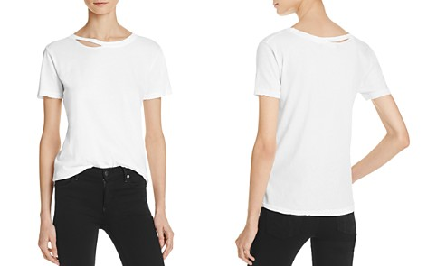 n:PHILANTHROPY Harlow Distressed BFF Tee - Bloomingdale's_2