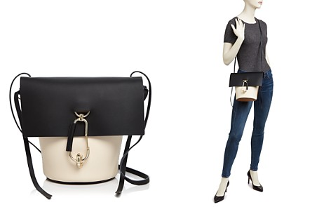 ZAC Zac Posen Belay Color Block Leather Crossbody - Bloomingdale's_2