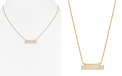 "Kendra Scott Leanor Bar Pendant Necklace, 15"" - Bloomingdale's_2"