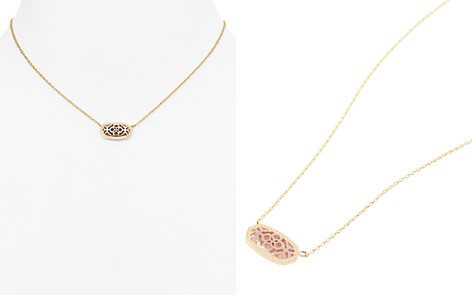 "Kendra Scott Elisa Filigree Necklace, 15"" - Bloomingdale's_2"