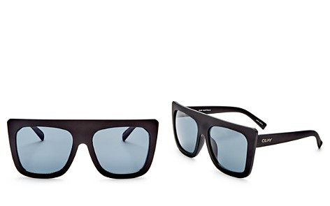 Quay Women's Cafe Racer Square Sunglasses, 59mm - Bloomingdale's_2