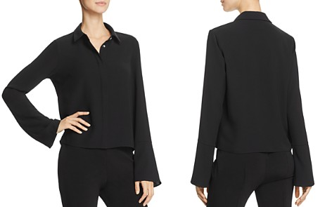 Dylan Gray Bell Sleeve Shirt - 100% Exclusive - Bloomingdale's_2