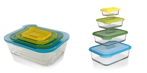 Joseph Joseph 8-Piece Nest Glass Storage Ovenware - Bloomingdale's_2