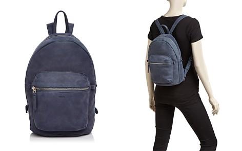 Baggu Nubuck Leather Backpack - Bloomingdale's_2
