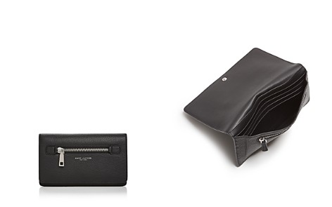 MARC JACOBS Gotham Flat Leather Phone Wallet - Bloomingdale's_2