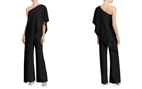 Lauren Ralph Lauren Ruffle One-Shoulder Jumpsuit - Bloomingdale's_2