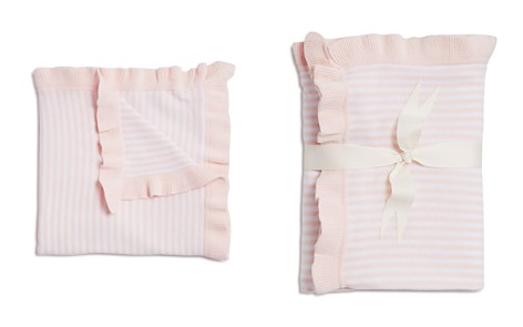 Elegant Baby Infant Girls' Striped Blanket - Bloomingdale's_2