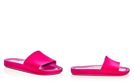 Melissa Flocked Pool Slide Sandals - Bloomingdale's_2