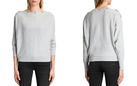 ALLSAINTS Elle Snap-Detail Sweater - Bloomingdale's_2