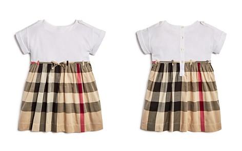 Burberry Girls' Rhonda Check Skirt Dress - Little Kid, Big Kid - Bloomingdale's_2
