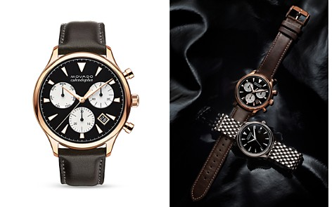 Movado Heritage Chronograph, 43mm - Bloomingdale's_2