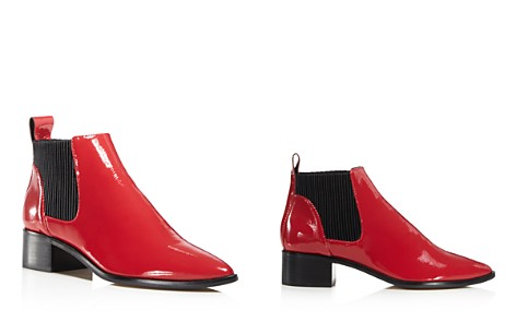 Dolce Vita Macie Patent Leather Chelsea Booties - 100% Exclusive - Bloomingdale's_2
