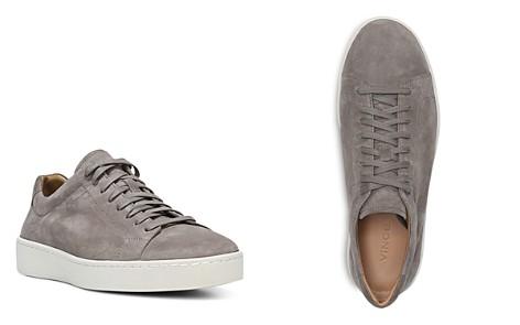 Vince Slater Nubuck Sneakers - Bloomingdale's_2