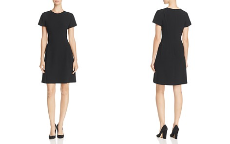 Theory Corset T-Shirt Dress - Bloomingdale's_2