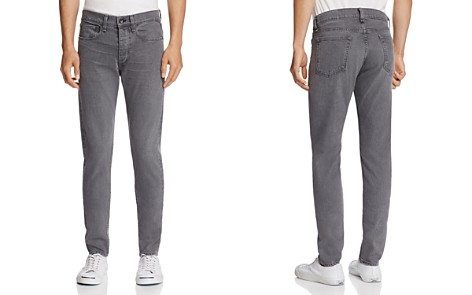 rag & bone Super Slim Fit Jeans in Vesuvio - Bloomingdale's_2
