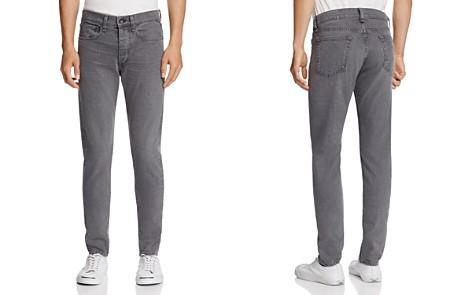 rag & bone Super Slim Fit Jeans in Vesuvio - Bloomingdale's_2