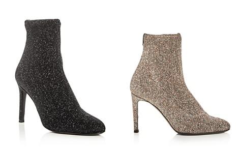 Giuseppe Zanotti Bimba Glitter High-Heel Booties - Bloomingdale's_2