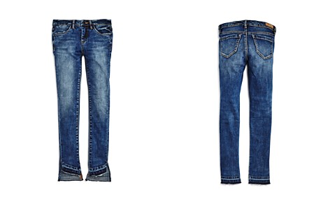 BLANKNYC Girls' Uneven-Hem Jeans - Big Kid - Bloomingdale's_2