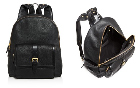 Cole Haan Brayton Pebbled Leather Backpack - Bloomingdale's_2