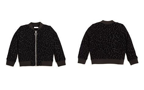 Design History Girls' Leopard Burnout Bomber Jacket - Big Kid - Bloomingdale's_2