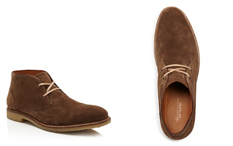 The Men's Store at Bloomingdale's Suede Chukka Boots - 100% Exclusive_2