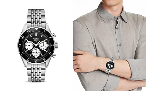 TAG Heuer Autavia Calibre Chronograph, 42mm - Bloomingdale's_2
