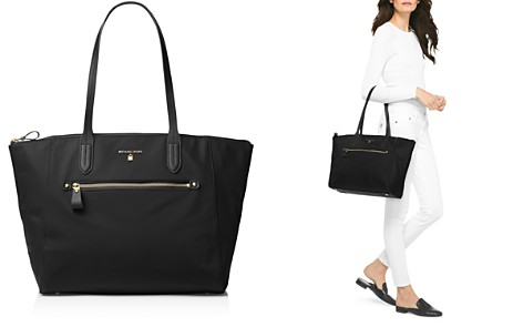 MICHAEL Michael Kors Kelsey Top Zip Large Nylon Tote - Bloomingdale's_2