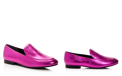 Kenneth Cole Westley Metallic Leather Loafers - Bloomingdale's_2