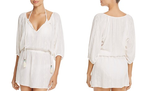 BECCA® by Rebecca Virtue Desert Vibes Tunic Swim Cover-Up - Bloomingdale's_2