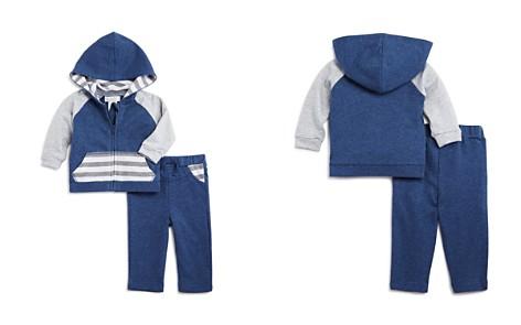 Bloomie's Boys' Striped Hoodie & Pants Set, Baby - 100% Exclusive - Bloomingdale's_2