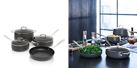 All-Clad Hard Anodized Nonstick 7-Piece Set - 100% Exclusive - Bloomingdale's_2