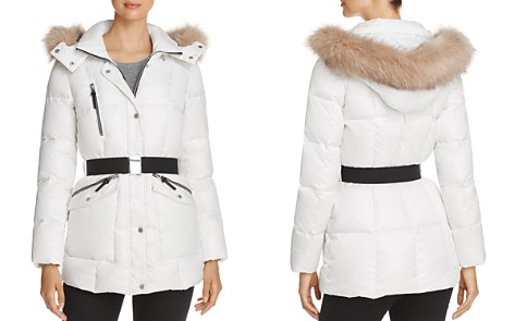 Marc New York Lucy Faux Fur Trim Puffer Jacket - Bloomingdale's_2