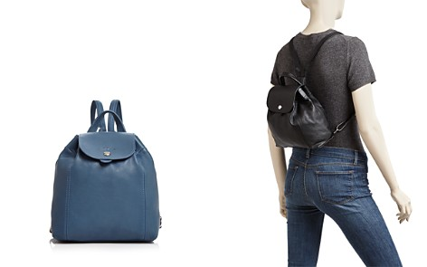 Longchamp Le Pliage Leather Backpack - Bloomingdale's_2