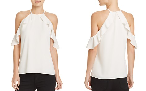 Cooper & Ella Saga Cold-Shoulder Top - Bloomingdale's_2