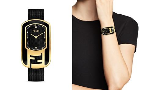 Fendi Chameleon Diamond Watch, 49mm - Bloomingdale's_2