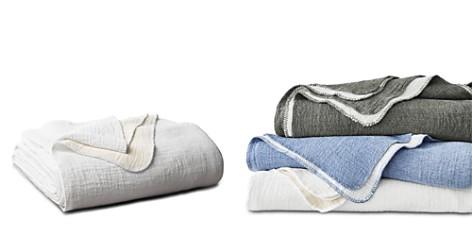 Coyuchi Organic Cotton Cozy Blanket, Full/Queen - Bloomingdale's Registry_2