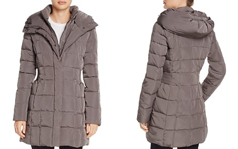 Cole Haan Zip-Front Puffer Coat - Bloomingdale's_2