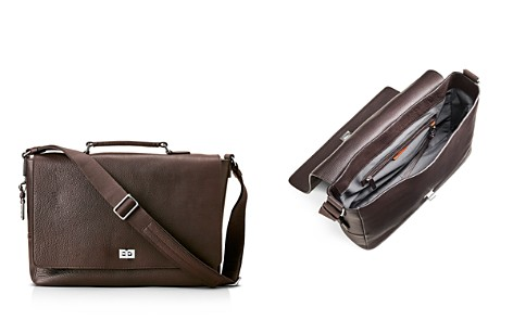 Shinola Luxe Leather Messenger Bag - Bloomingdale's_2