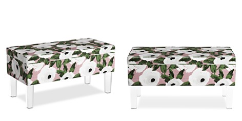 Sparrow & Wren Collins Storage Bench With Acrylic Legs - 100% Exclusive - Bloomingdale's_2