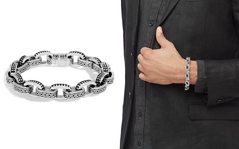John Hardy Men's Sterling Silver Classic Chain Jawan Link Bracelet - Bloomingdale's_2