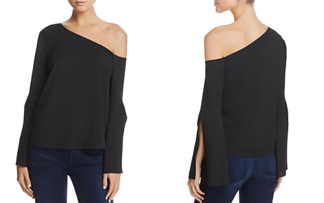 Cooper & Ella Elin One-Shoulder Top - Bloomingdale's_2