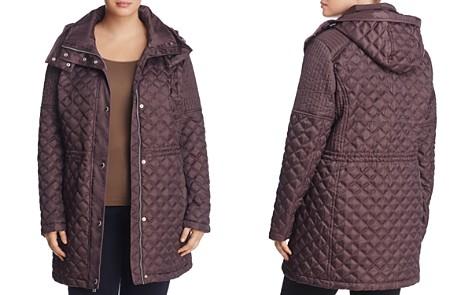 Marc New York Plus Calypso Quilted Coat - Bloomingdale's_2