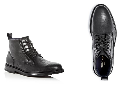 Cole Haan Men's Adams Grand Demiboot Leather Boots - Bloomingdale's_2