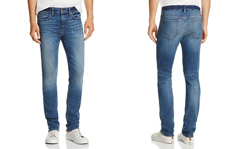 Joe's Jeans Slim Fit Jeans in Blue Wash - Bloomingdale's_2