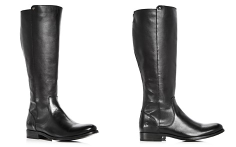Frye Women's Melissa Stud Leather Extended Calf Tall Boots - Bloomingdale's_2