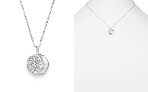 "IPPOLITA Sterling Silver Onda Diamond Pendant Necklace, 16"" - Bloomingdale's_2"