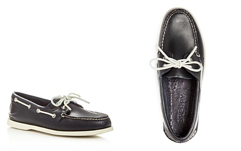 Sperry Men's Authentic Original Two Eye Leather Boat Shoes - Bloomingdale's_2
