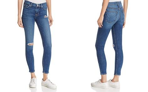 Hudson Nico Ankle Skinny Jeans in Jigsaw - Bloomingdale's_2